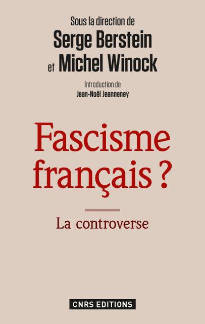 Fascisme français ?