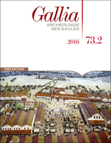 Gallia 73.2 - 2016