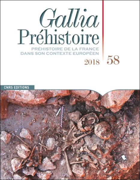 Gallia Préhistoire 58