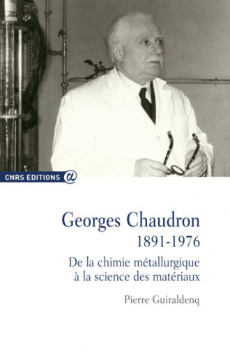 Georges Chaudron. 1891-1976