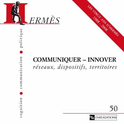 Hermès 50 - Réseaux, dispositifs, territoires