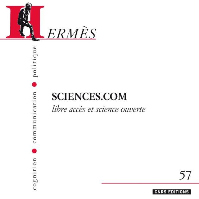 Hermès 57 - Sciences.com, libre accès et science ouverte