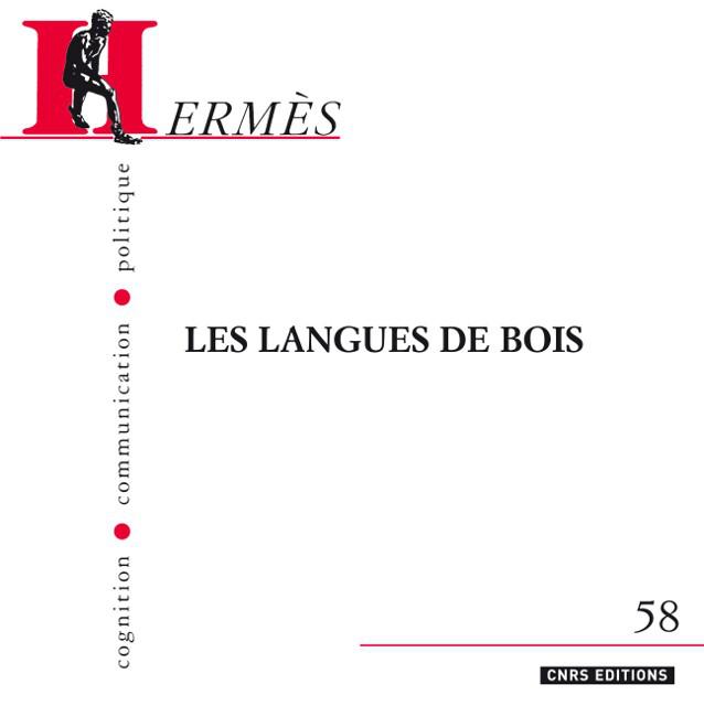 Hermès 58 - Les langues de bois