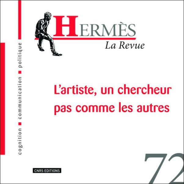 Hermès 72 - L'artiste, un chercheur pas comme les autres