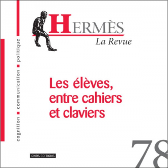 Hermès 78. Les élèves entre cahiers et claviers