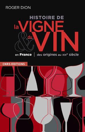 Histoire de la vigne et du vin en France
