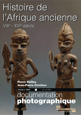 HISTOIRE DE L'AFRIQUE ANCIENNE, VIIIE-XVIE SIECLE