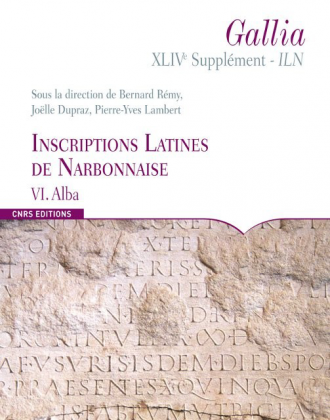 Inscriptions Latines de Narbonnaise, VI