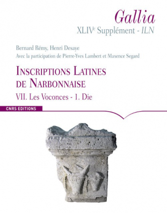 Inscriptions Latines de Narbonnaise VII