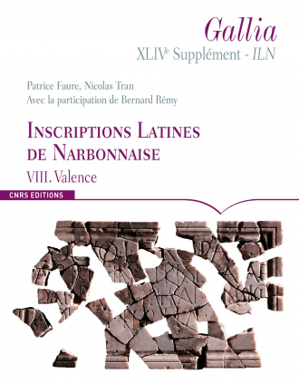 Inscriptions latines de Narbonnaise VIII