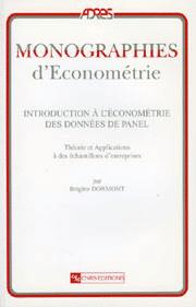 Introduction à l'économétrie des données de panel