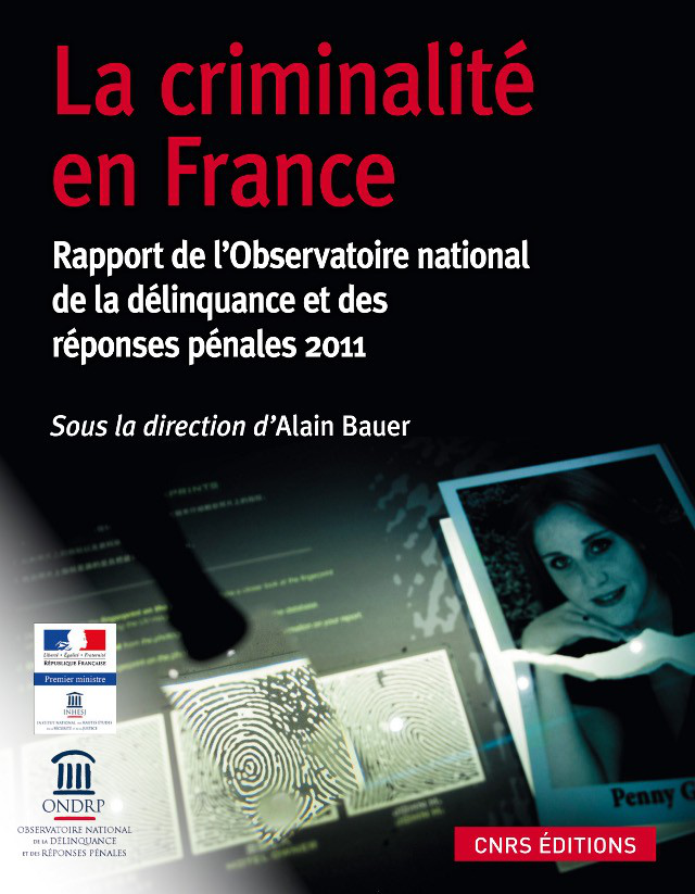 La criminalité en France