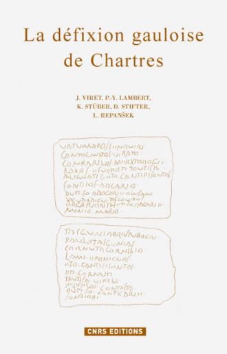 La défixion gauloise de Chartres