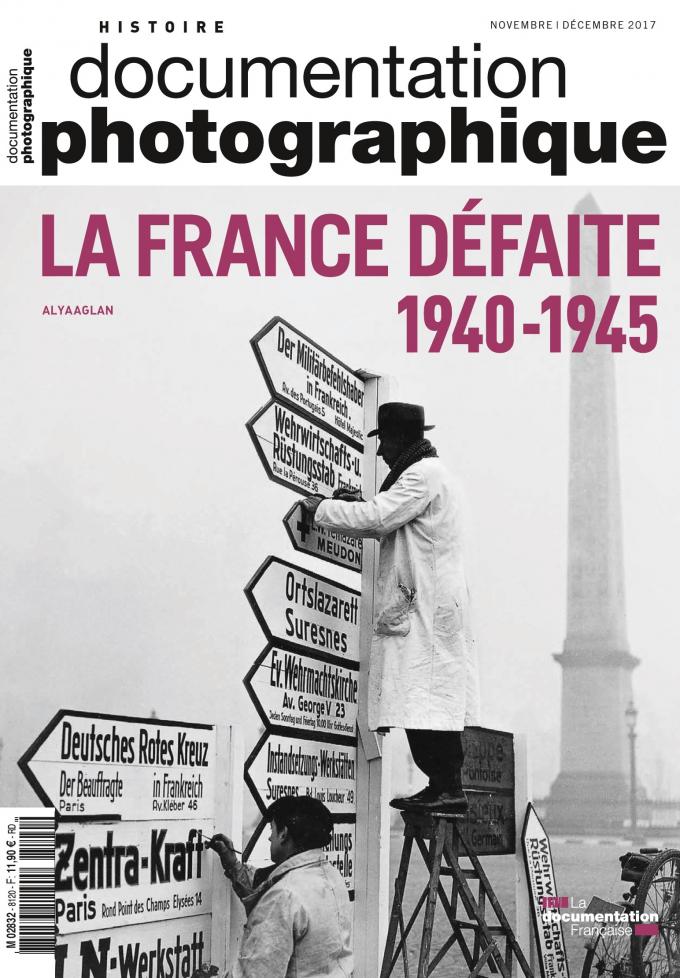 LA FRANCE DEFAITE 1940-1945
