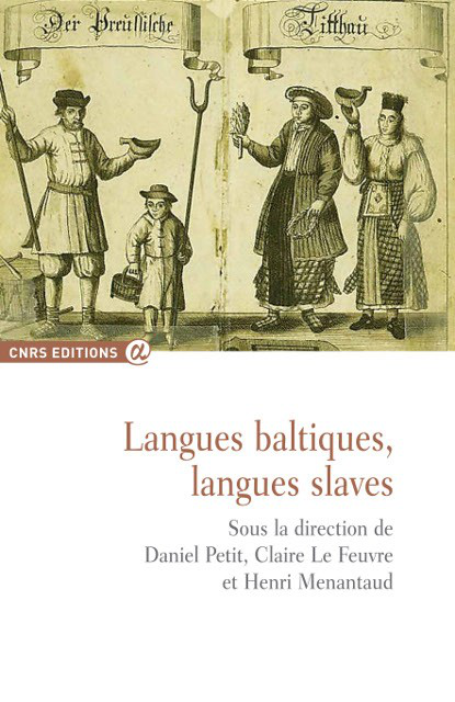 Langues baltiques, langues slaves