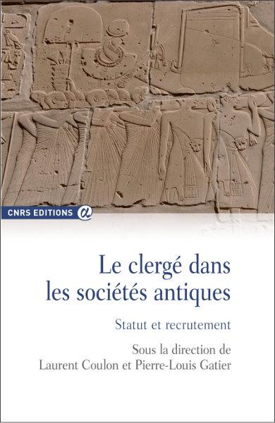 Le clergé dans les sociétés antiques