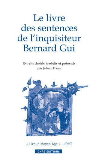 Le livre des sentences de l'inquisiteur Bernard Gui