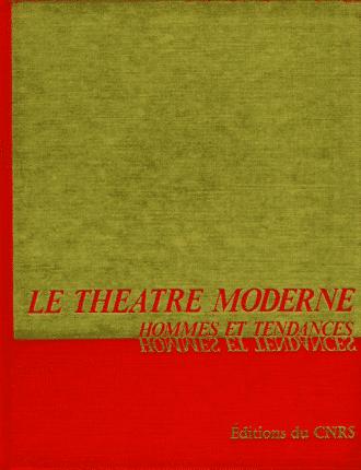 Le Théâtre moderne