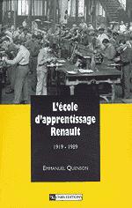 L'École d'apprentissage Renault, 1919-1989