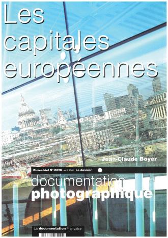 LES CAPITALES EUROPEENNES