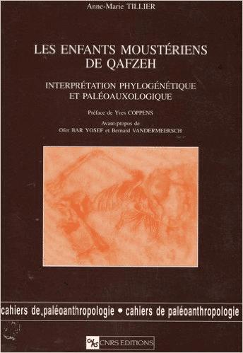 Les Enfants moustériens de Qafzeh
