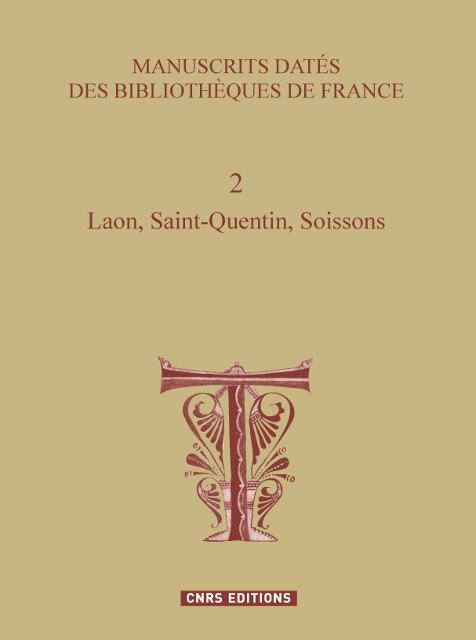 Manuscrits datés des bibliothèques de France