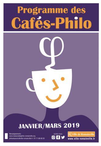 Marie Garrau au Café-Philo de Romainville - 12 janvier
