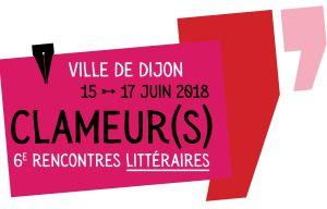 Michael Bruckert et Jean-Robert Pitte au Clameur(s) de Dijon - 17 juin