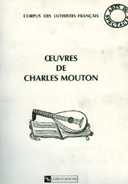 Oeuvres de Charles Mouton