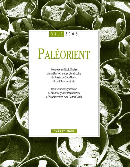 Paléorient 34-2