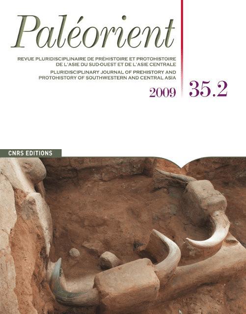 Paléorient 35-2