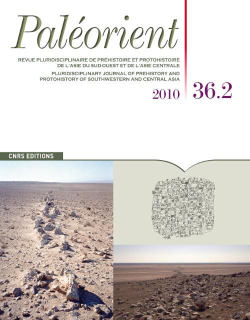 Paléorient 36.2