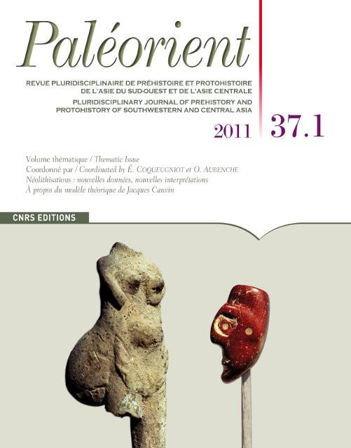 Paléorient 37.1