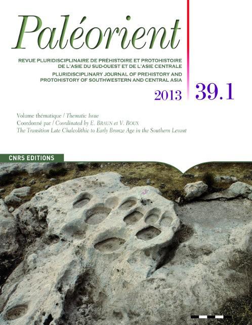 Paléorient 39.1