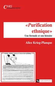 Purification ethnique