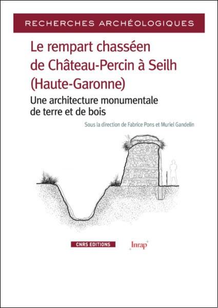 R14-Le rempart chasséen de Château-Perçin à Seilh (Haute-Garonne)