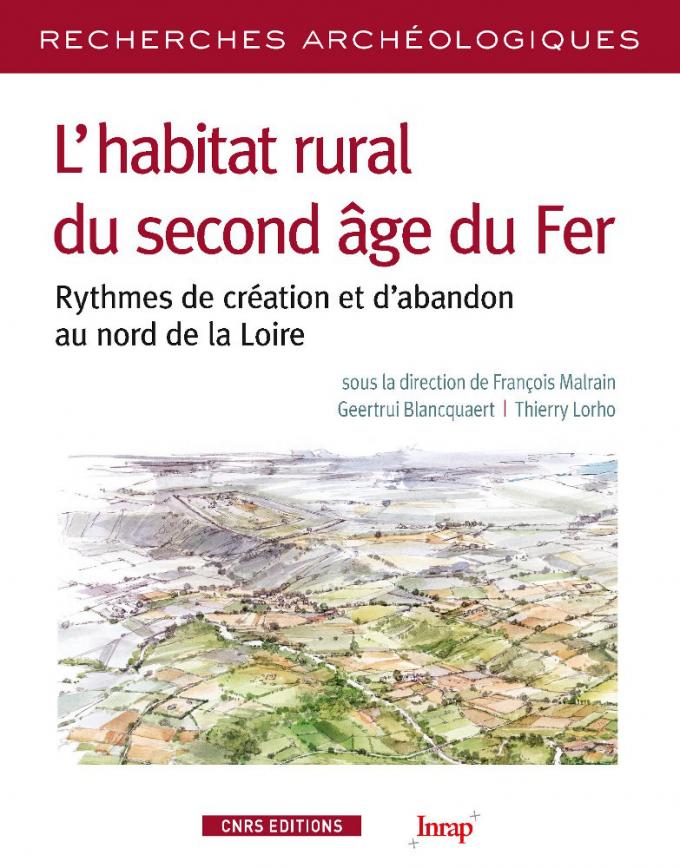 RA7-L'habitat rural du second âge du Fer
