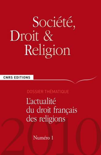 Société, Droit & Religion 1