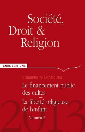 Société, Droit & Religion 3