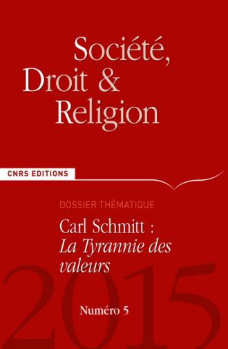 Société, Droit & Religion 5