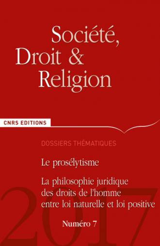 Société, Droit & Religion 7