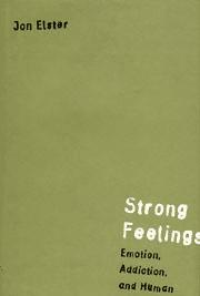 Strong feelings