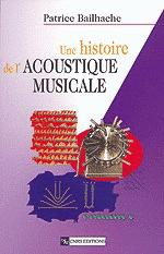 Une histoire de l'acoustique musicale