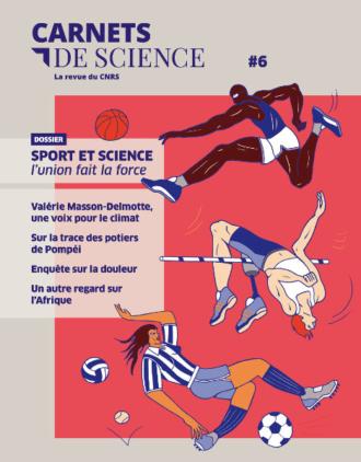 Carnets de science - tome 6 La revue du CNRS - 06