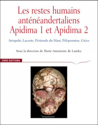 Les restes humains anténéandertaliens Apidima 1 et Apidima 2