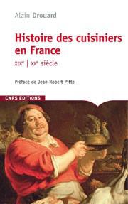Histoire des cuisiniers en France