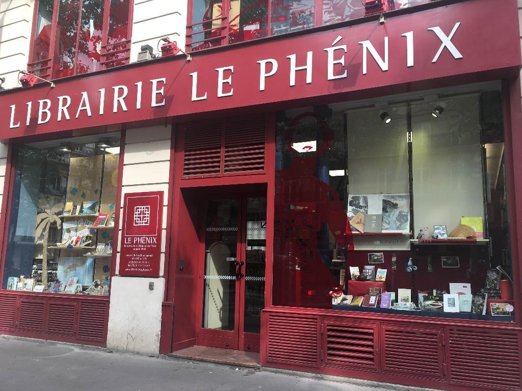 Librairie Le Phénix
